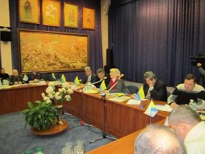 Розширене Засідання Ради Старійшин від 15 грудня