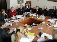"""21 лютого 2015 року відбулося чергове засідання Ради Старійшин МГО """"Ми Украінці""""."""