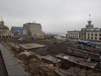 У Києві надзвичайна знахідка - частина вулиці Київської Русі.