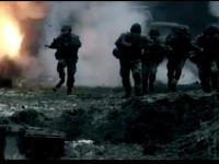 В Україні знімають серіал про війну на сході.