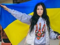 У Польщі провели акцію на підтримку українського Криму.