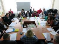 "15 травня 2015 Рада Старійшин МГО ""Ми Українці"""
