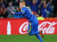 Український футболіст став кращим нападником молодіжного чемпіонату світу.