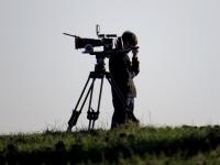 Український оператор отримав щорічну німецьку премію за фільм із зони бойових дій.