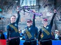 Українські лучниці стали чемпіонами світу