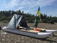 Українські та голандські художники вирушать у подорож річками до моря.