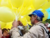 У Санкт-Петербурзі пройшов масштабний захід на підтримку України.