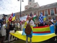 Василь Нечепа прийняв участь у світовому конгресі українців у Мадриді.
