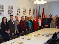 "28 листопада 2015 Рада Старійшин МГО ""Ми Українці"""