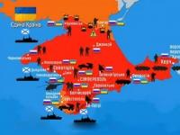 Інтерактивна карта порушень прав людини в окупованому Криму.