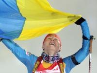 Українські біатлоністки взяли золоті медалі на Кубку світу у Німеччині.
