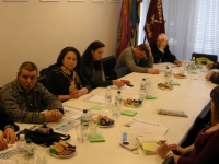 26 березня 2016 року відбулося чергове планове засідання Ради Старійшин