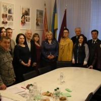"""26 березня 2016 Рада Старійшин МГО """"Ми Українці"""""""