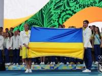 Українці вже у Ріо. В Олімпійському містечку піднято державний прапор.