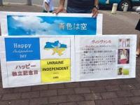 У Японії пройшов парад вишиванок.