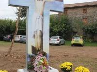 У Італії відкрили пам'ятник українським героям.