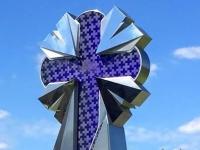 У США відкрили пам'ятник Небесній Сотні.