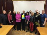 """Рада Старійшин МГО """"Ми Українці"""" 21 жовтня 2017 року."""