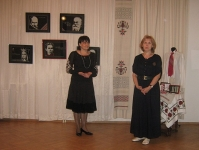 Виставка сучасної української вишивки Тетяни Протчевої