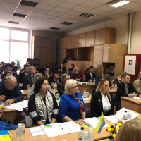 """VII З'їзд МГО """"Ми Українці"""" 9 листопада 2019 року"""