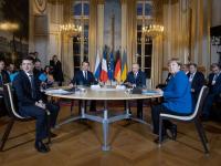 """Українці у США відреагували на """"нормандський саміт"""", що відбувся 9 грудня"""