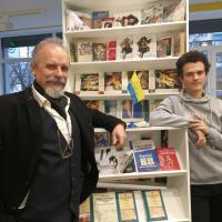 23 січня відбувся спільний захід «Україна – багатонаціональна культурна скарбниця»