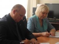 МГО «Ми Українці» підписала меморандум про співробітництво з ВГО «Координаційний центр громадської безпеки України»