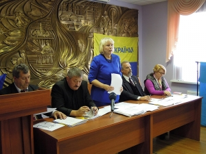 Розширене засідання Ради Старійшин 6 жовтня 2012 року