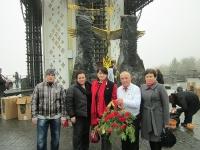 """МГО """"Ми Українці"""" вшанували пам'ять 80-ї річниці Голодомору"""""""