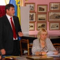 У Коломиї відкрили гуманітарно-правовий центр