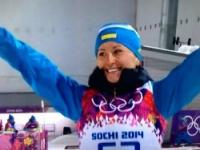 Українка Віта Семеренко виграла першу для України медаль за останні дві зимові Олімпіади