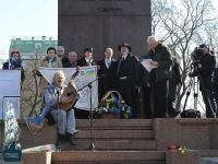"""Участь представників МГО """"Ми Українці"""" у заходах, присвячених 200-річчю Т. Шевченка"""