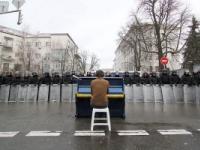 У Ризі працює виставка фотографій з Майдану
