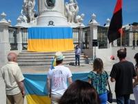 Українці Лісабона закликали португальських журналістів не повторювати помилок Дюранті
