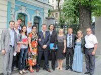 У Кабміні обговорили роль діаспори в інформаційній політиці України