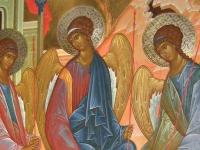 Привітання на день святої Трійці