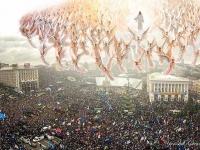 В Україні заснували орден Героїв Небесної Сотні – вручатимуть за громадянську мужність