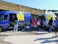 Порошенка просять закликати Італію не штрафувати водіїв, що везуть допомогу армії
