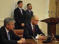 Світовий конгрес українців та український уряд підписали меморандум