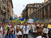 У 50 містах 18 країн світу відбулися Марші миру