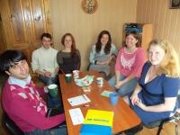 Представники МГО «Ми Українці» прийняли участь у навчальному візиті у м. Херсон «Виклики після Євромайдану: Схід і Захід разом»